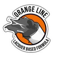 Lacquer paint ORANGE LINE 17ml
