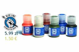 10ml BLUE LINE acrylic paints