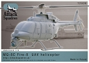 MQ-8C Fire-X UAV Helicopter!