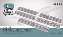 1/48 SBD flaps for Accurate Miniatures&Eduard !