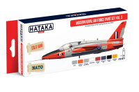 HTK-AS70 Modern Royal Air Force paint set vol. 3, 8 x 17ml