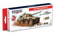 HTK-AS92  South African Army paint set