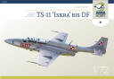 TS-11 Iskra junior set 1/72!