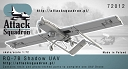 RQ-7B Shadow UAV drone