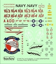 1/72 F-14 B/D GRIM REAPERS decals - The Last Gunfighters