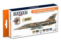 HTK-CS50 South African Air Force paint set vol. 1 -- ORANGE LINE 6 x 17ml