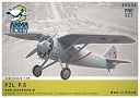 1/48 PZL P.6 Fighter Pro-set