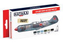 HTK-AS20 Late WW2 Soviet Air Force paint set of 6