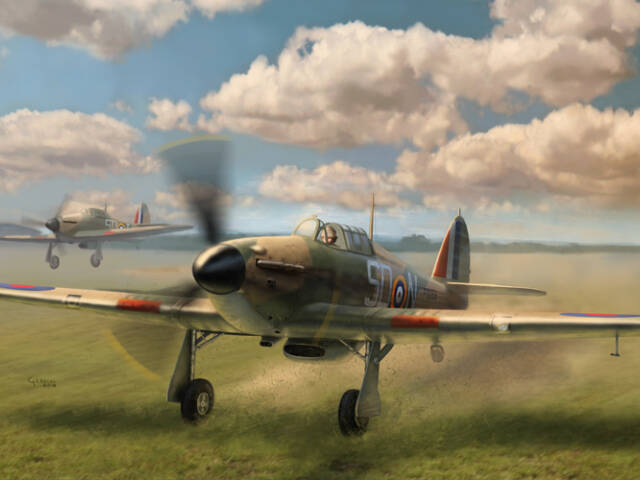 303 Squadron  – models and accessories