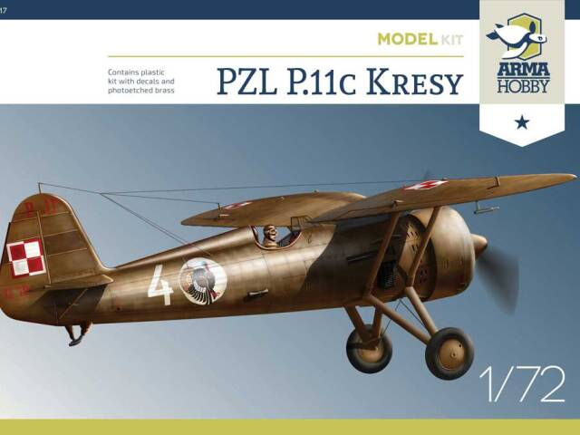 New kits from Arma Hobby, May 2019
