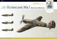 70023 Hurricane Mk I - Battle of Britain - Limited Edition!