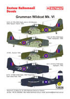 72026 General Motors Wildcat VI decals