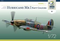 70022 Hurricane Mk I Navy Colours - Model Kit!
