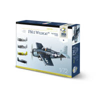 70034 FM-2 Wildcat™ Training Cats Limited Edition!