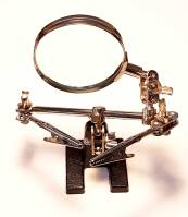 FA-540 Fine Art. Magnifier with Three Handles