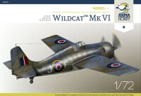 70032 Wildcat™ Mk VI Model Kit!