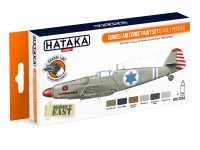 HTK-CS34 Israeli Air Force paint set (early period)