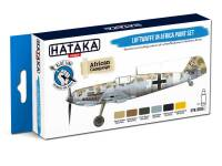 HTK-BS06.2 Luftwaffe in Africa paint set – BLUE LINE 6 x 17ml