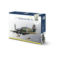 70043 Hurricane Mk II b Model Kit!