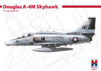 H2K72017 Douglas A-4M Skyhawk - Black Sheep!