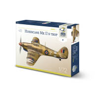 70044 Hurricane Mk II b trop Model Kit!