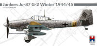 H2K72022 Junkers Ju-87 G-2 Winter 1944/45!