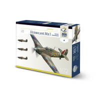 70024 Hurricane Mk I Allied Squadrons Limited Edition!