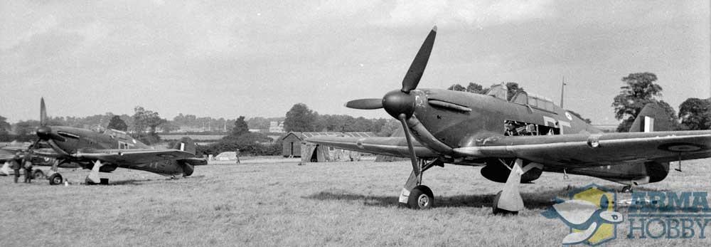 Arma Hobby Hurricane Mk I 303 Polish Squadron RAF in 1:72