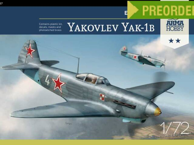 Yak-1b Early Bird Sale
