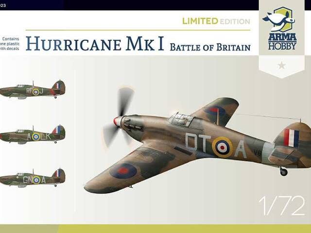 80th Anniversary of the Battle of Britain, Limited Edition Set